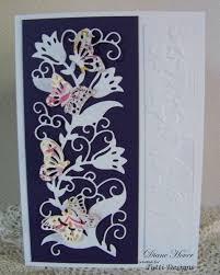 tutti designs dies butterfly vine border cards