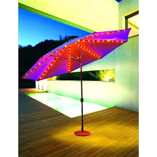 solar led umbrella lights solar lighted umbrellas best of patio with lights for led umbrella