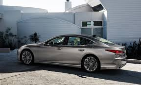 lexus luxury sedan lexus ls struggling for relevance in a rapidly changing market