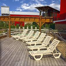 grosfillex bahia chaise lounge chair bahia stacking chaise lounge