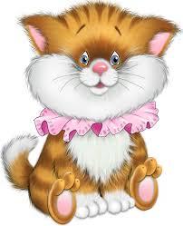 a thanksgiving kitten clip happy thanksgiving
