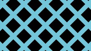 grid pattern alpha blue envelopes appearing in a grid animation on black background