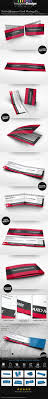 folded business card mockup v1 by bagera graphicriver