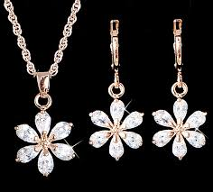 jewelry for new new bulk of gold plated austrian set of jewelry new