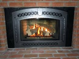 Replacement Electric Fireplace Insert by Gas Fireplace Inserts For Wood Burning Squire Insert Electric Into