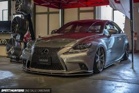 jdm lexus is350 operative word low speedhunters