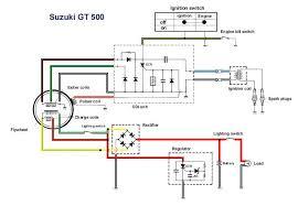 suzuki cdi wiring diagram suzuki wiring diagrams instruction
