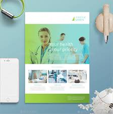 16 medical flyer templates free psd ai eps format download