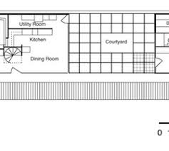 Eames House Floor Plan Tuscan House Plans Mansura Associated Designs Plan 1st Floor Arafen