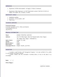 personal statement samples for nursing sample resume international