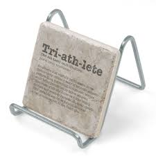 triathlon stone coaster triathlete definition gone for a run
