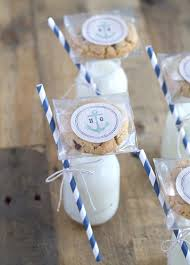 favor cookies nautical milk and cookie wedding favors the elli