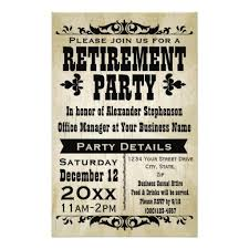 retirement announcement retirement flyer free expinmberproco retirement announcement flyer