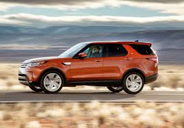 land rover orange land rover discovery review parkers