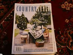 australian country style magazine trade me