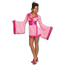 Playboy Halloween Costume Playboy Geisha Costume Pink Geisha Costumes Pink Playboy Costume