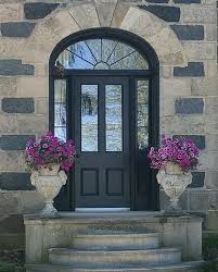 front door is black cat from beauti tone home hardware black door