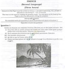 icse question papers 2013 for class 10 u2013 french aglasem schools
