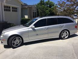 2006 mercedes e55 amg for sale for sale 2005 e55 amg wagon mbworld org forums