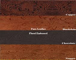 Leather Upholstery Fabric For Sale Tooled Leather Fabric Ebay