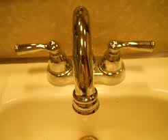 Removing An Old Kitchen Faucet by Installing A Faucet And Drain Home Improvement 6 Steps