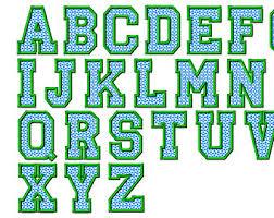 block font etsy