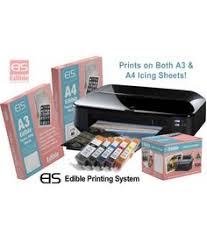 edible printing system edible ink printer bundle for canon mg6620 black tasty