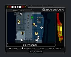 New York Crime Map by True Crime New York City Screenshots For Windows Mobygames