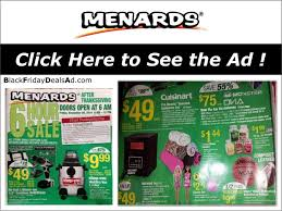 menards 2017 black friday deals ad black friday 2017