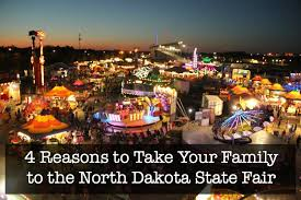 North Dakota travel management company images 4 reasons to take your family to the north dakota state fair and jpg
