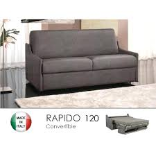 canape convertible 120 cm de large lit 2 3 places 1 socialfuzz me