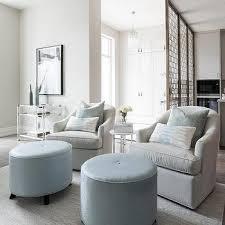 Living Room Swivel Chairs Design Ideas Dove Gray Linen Living Room Swivel Chairs Design Ideas