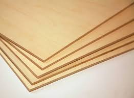 Birch Cabinet Grade Plywood 1 4