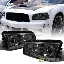 2010 dodge charger bolt pattern dodge charger smoked headlights ebay