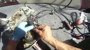 johnson 90 hp v4 how to troubleshoot motor won u0027t shut off part