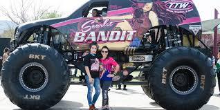 monster truck show phoenix chronically ill phoenix teen gets monster surprise at