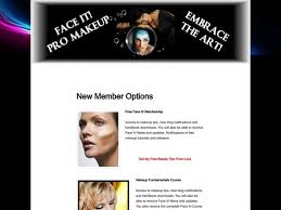 Free Online Makeup Artist Courses Face It Pro Makeup The World Of Makeup Artistry Http Www