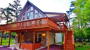 chalet house great wolf poconos vacation rental