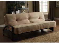 durable dhp aiden futon black metal frame construction quickly