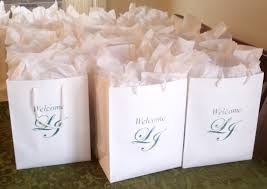 wedding gift bags ideas eutopia events wedding day welcome bags