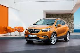 opel germany facelifted opel mokka x goes on sale in germany starts at u20ac18 990