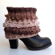 lace accessories knit sock knit leg warmer boot cuff lace boot socks winter