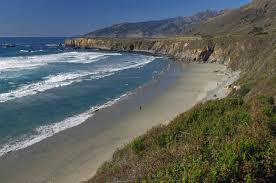 Montana beaches images Usbackroads kirk creek to montana de oro big sur california jpg