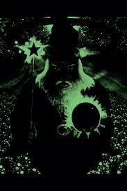 glow in the dark poster merlin uv blacklight glow in the dark poster tripleview art shop