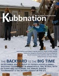 kubbnation magazine