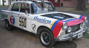 peugeot 404 coupe peugeot 404 grand prix 1972 corrió 4 grandes premios argentina