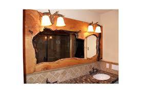 Rustic Bathroom Mirror - rustic bathroom vanity mirrors rustic bathroom vanity mirrors tsc