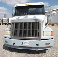 volvo semi for sale 1988 volvo wia semi truck item h1833 sold july 22 truck