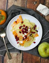 fruit salads for thanksgiving hearty autumn salads worthy of your thanksgiving table thankful