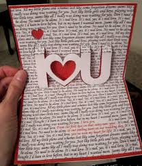 valentines day ideas for him 36 s day ideas for cards and presents diy is
